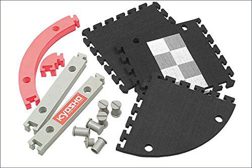 Kyosho 87051-01 Mini-Z GrandPrix Circuit 50 Expansion Kit (60 pcs)