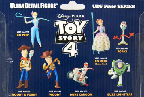 Medicom UDF-497 Ultra Detail Figure Disney Toy Story 4 Bo Peep