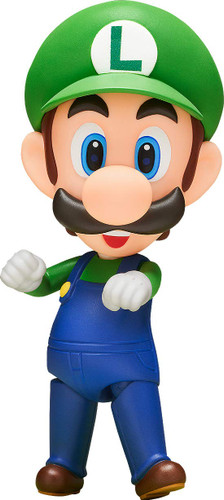 Good Smile Nendoroid 393 Luigi (Super Mario)