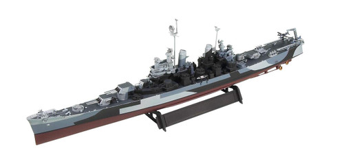 Pit-Road Skywave W198 Heavy Cruiser USS Pittsburgh (CA-72) 1944 1/700 Scale Kit