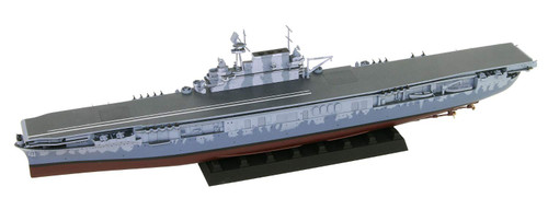 Pit-Road Skywave W207 USS Aircraft Carrier CV-8 Hornet with Aircraft 1/700 Scale Kit