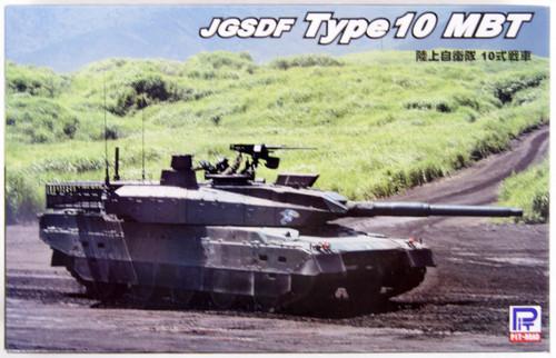 Pit-Road SGK01 JGSDF Type 10 MBT (3 tanks) 1/144 Scale Kit