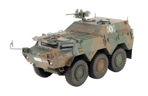 Pit-Road G49 JGSDF Type 82 Command & Communication Vehicle 1/35 Scale Kit