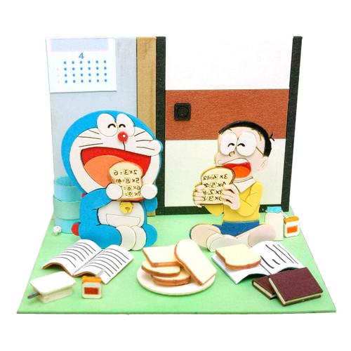 Sankei MP08-06 Doraemon Mini Copying Toast (Anki-Pan) Non-Scale