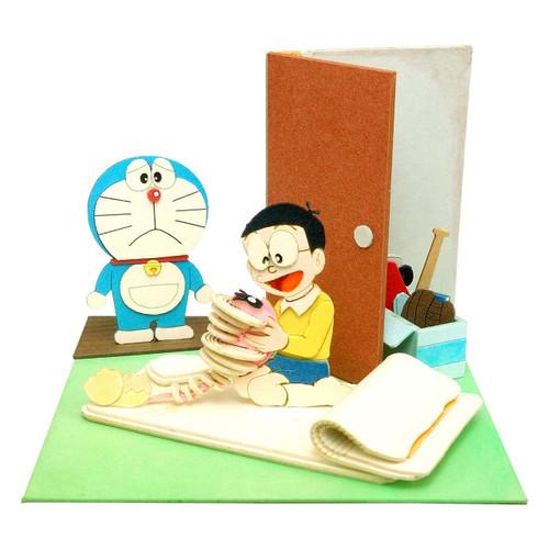 Sankei MP08-10 Doraemon Mini The Typhoon 'Fuko' Non-Scale