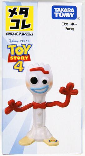 Takara Tomy Metakore Toy Story 4 Forky Metal Figure