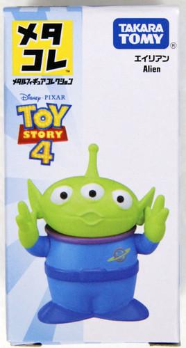 Takara Tomy Metakore Toy Story 4 Alien Metal Figure