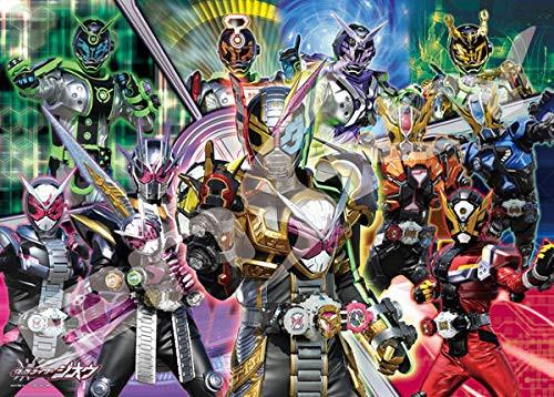 Ensky Jigsaw Puzzle 300-L553 Kamen Masked Rider Zi-O (108 L-Pieces)