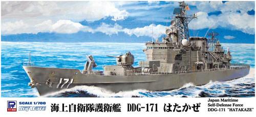 Pit-Road Skywave J86 JMSDF Destroyer DDG-171 HATAKAZE 1/700 Scale Kit