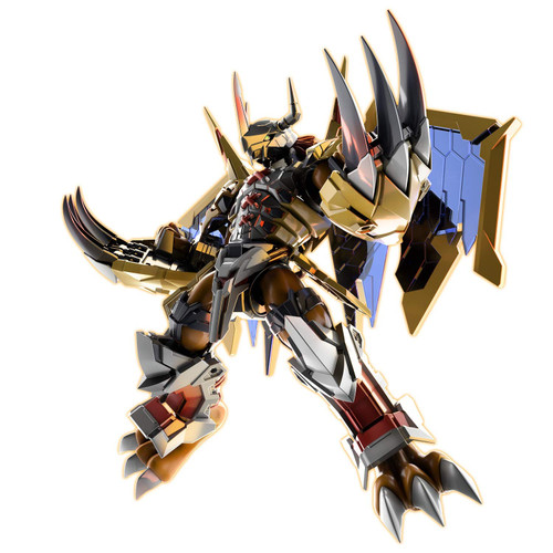 Bandai Figure-Rise Standard Digimon War Greymon (Amplified) Plastic Model Kit