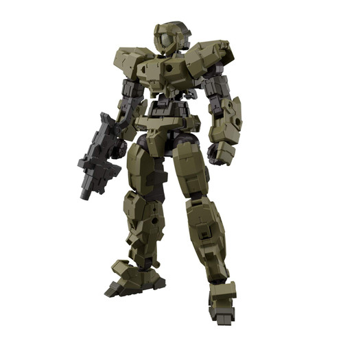 Bandai 30 Minutes Missions (30MM) eEMX-17 ALTO (Green) 1/144 Scale Kits