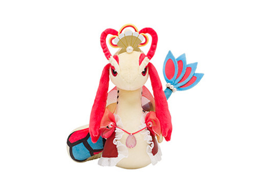 Pokemon Center Original Plush Doll Oceanic Operetta Milotic (Milokaross)
