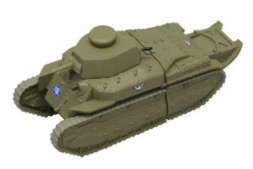 Fine Molds 95003 Girls und Panzer: Type 89 Medium Tank USB #3