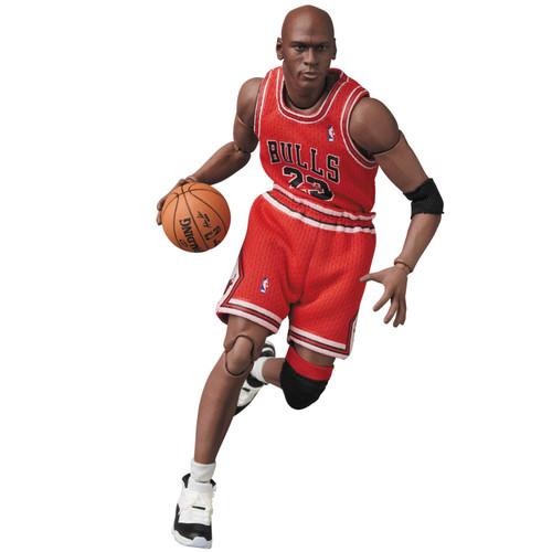 Medicom MAFEX 100 Michael Jordan Figure (Chicago Bulls)