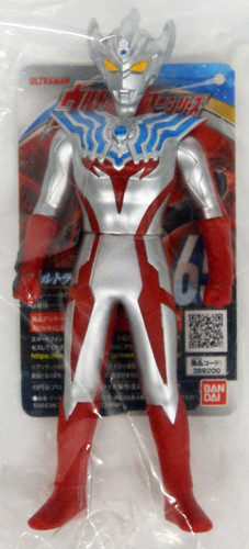 Bandai Ultra Hero Series #65 Ultraman Taiga Figure