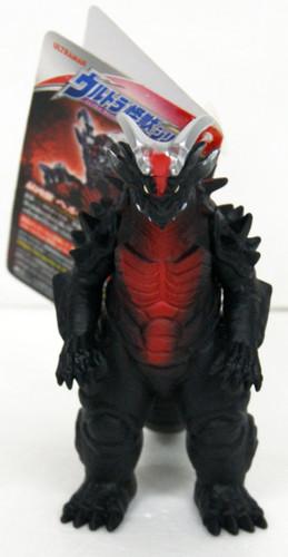 Bandai Ultra Monster Series #107 Hellberos Figure