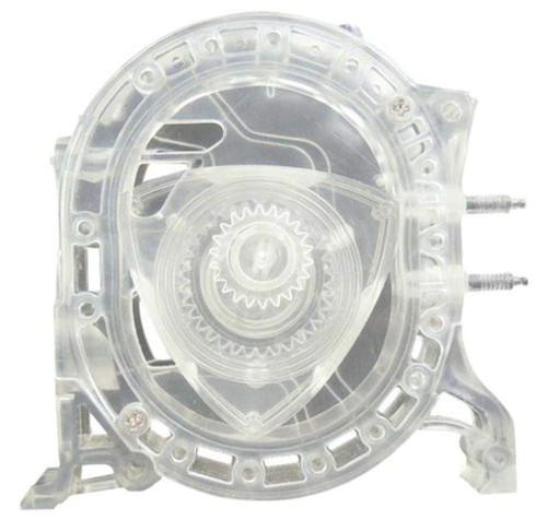 Aoshima Engine Model No.01 Mazda Rotary 1/5 Scale Finished Model