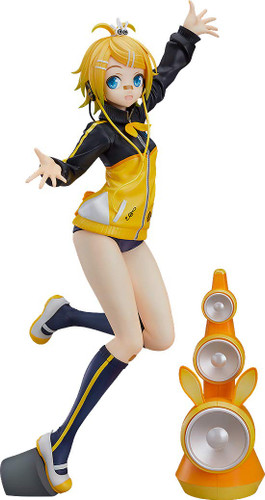 Max Factory Kagamine Rin: Stylish Energy R Ver. 1/7 Scale Figure (Hatsune Miku -Project DIVA- F 2nd)