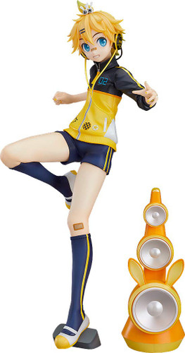 Max Factory Kagamine Len: Stylish Energy L Ver. 1/7 Scale Figure (Hatsune Miku -Project DIVA- F 2nd)