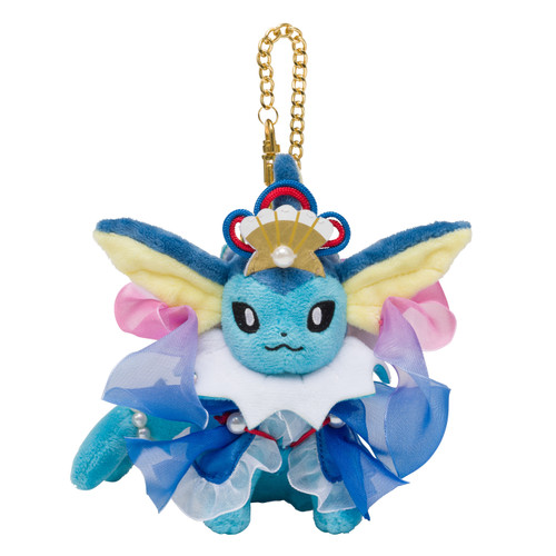 Pokemon Center Original Mascot Oceanic Operetta Vaporeon (Showers)