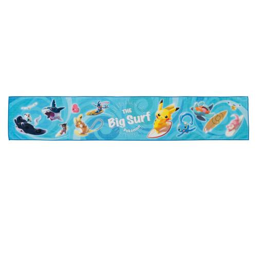 Pokemon Center Original Muffler Towel Pokemon Surf