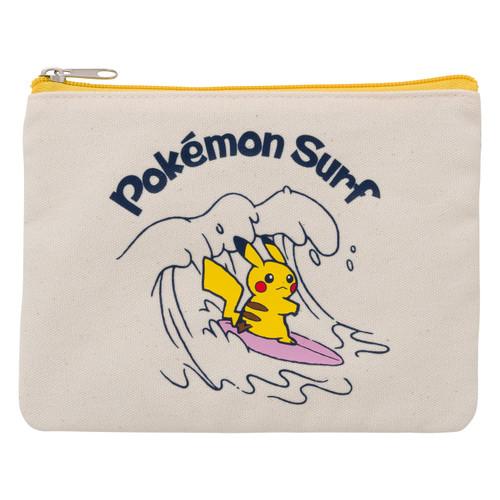Pokemon Center Original Pokemon Surf Flat Poach