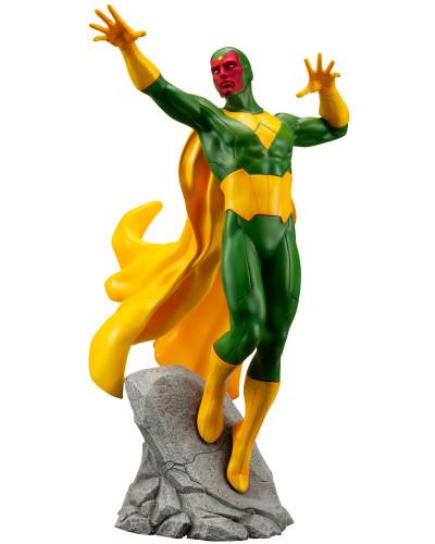 Kotobukiya MK250 ARTFX+ Marvel Universe Vision 1/10 Scale Figure