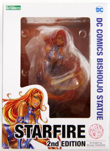 Kotobukiya DC039 DC Comics Bishoujo Starfire 2nd Edition 1/7 Scale Figure
