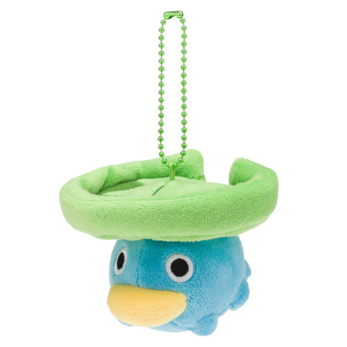 Pokemon Center Original Mocchiri Mascot Pokemon Dolls Lotad (Hassboh)