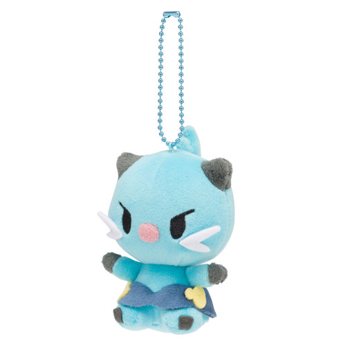 Pokemon Center Original Mocchiri Mascot Pokemon Dolls Dewott (Futachimaru)