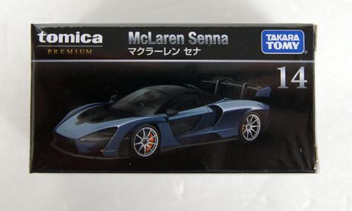 Takara Tomy Tomica Premium 14 McLaren Senna 123774