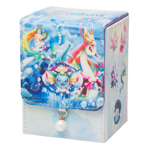 Pokemon Card Game Flip Deck Case Oceanic Operetta
