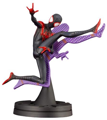 Kotobukiya MK302 ARTFX+ Miles Morales Hero Suit 1/10 Scale Figure (Into the Spider-Verse)