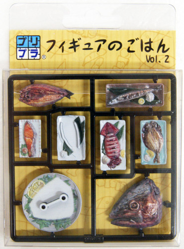MIC Dinner Set Vol.2  1/12 Scale Model Kit