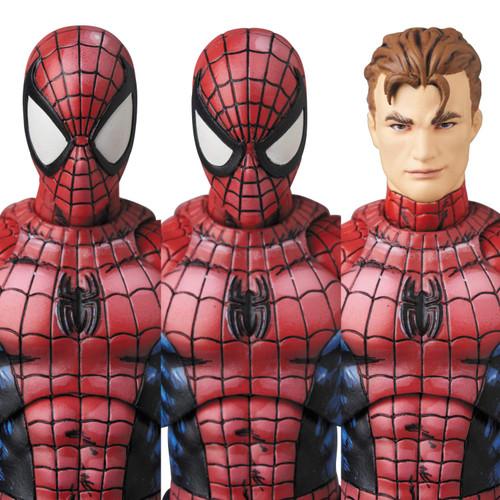 Medicom MAFEX 108 Spider-Man Figure (Comic Paint)