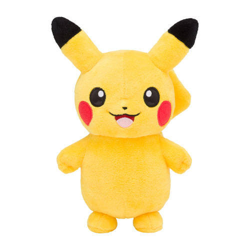 Pokemon Center Original Plush Doll PikaPika Pikachu