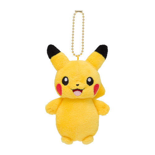 Pokemon Center Original Mascot PikaPika Pikachu