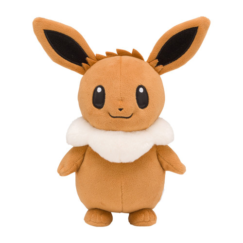 Pokemon Center Original Plush Doll MofuMofu Eevee