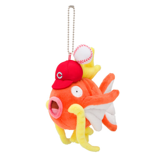Pokemon Center Original Mascot Magikarp (Hiroshima Carps Collaboration)