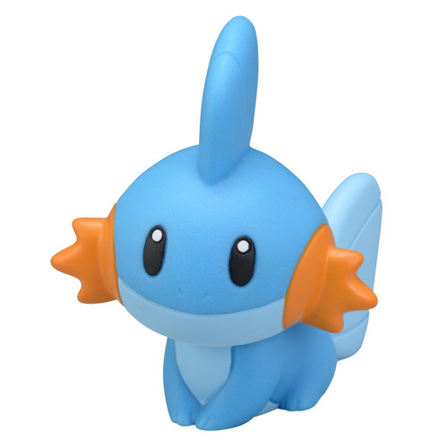 Pokemon Center Original Hand Puppet Collection Mudkip (Mizugoro)