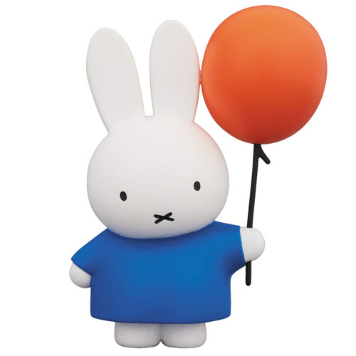 Medicom UDF-509 Ultra Detail Figure Dick Bruna Series 3 Miffy & Balloon