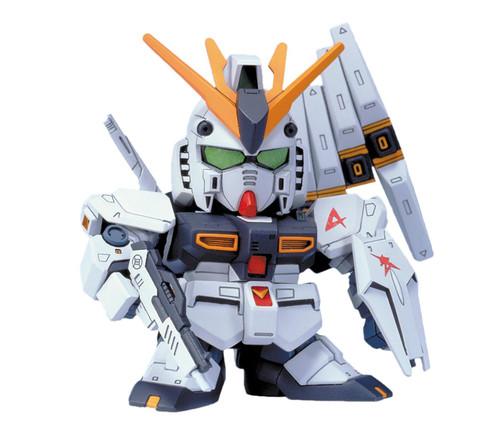 Bandai SD BB 209 RX-93 v (Nu) Gundam Plastic Model Kit