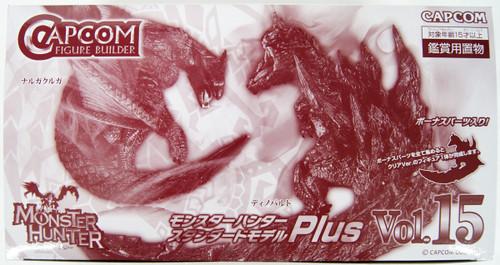 Capcom Figure Builder Monster Hunter Standard Model Plus Vol. 15 BOX (6 Pcs + Bonus)