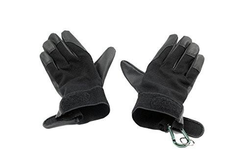 KM KM18GB All-weather Camouflage Gloves (Black)