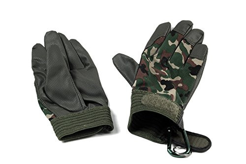 KM KM18GC All-weather Camouflage Gloves (Camouflage)