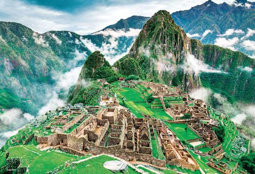 Beverly Jigsaw Puzzle M81-576 Machu Picchu (Machu Pikchu) Peru (1000 S-Pieces)