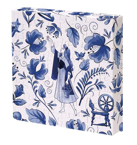Yanoman Jigsaw Puzzle 2303-10 Disney Sleeping Beauty Aurora (56 Pieces)