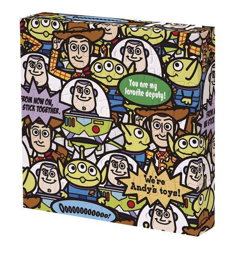Yanoman Jigsaw Puzzle 2303-13 Disney Toy Story (56 Pieces)