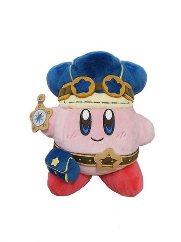 San-ei Kirby's Dreamy Gear Kirby Plush Toy