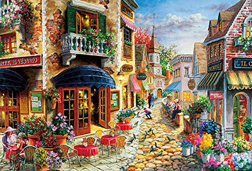 Beverly Jigsaw Puzzle 31-497 Nikki Boem Flower in Italy (1000 Pieces)